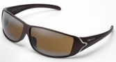 Tag Heuer Racer 9204 Sunglasses Sunglasses - 706 White Temples / Sand Polished Lug / Borwn Outdoor Lenses