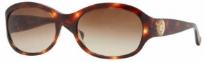Vogue 2637SB Sunglasses - 172313 Light Havana / Brown Gradient