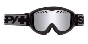 Spy Optic Targa Mini Goggles Goggles - Black Bronze W/ Silver Mirror