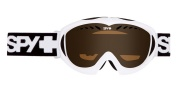 Spy Optic Targa Mini Goggles Goggles - White Bronze