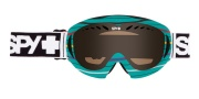 Spy Optic Targa Mini Goggles Goggles - Summer Stripes Persimmon 