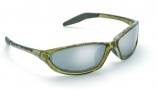 Native Eyewear Silencer Sunglasses Sunglasses - Moss / Silver Reflex