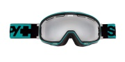 Spy Optic Bias Goggles - Mirror Lenses Goggles - Black Diamond / Bronze with Silver Mirror + Pink