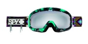 Spy Optic Bias Goggles - Mirror Lenses Goggles - Navajo / Bronze with Silver Mirror