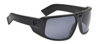 Spy Optic Touring Sunglasses Sunglasses - Matte Black Frame / Grey Lens