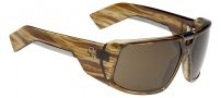 Spy Optic Touring Sunglasses Sunglasses - Handmade Brown Tort / Bronze