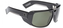 Spy Optic Touring Sunglasses Sunglasses - Shiny Black / Grey Green