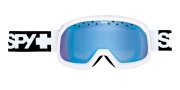 Spy Optic Trevor Goggles - Persimmon Lenses Goggles - White / Persimmon with Blue Spectra