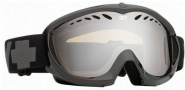 Spy Optic Targa 11 Goggles - Mirror Lenses Goggles - wine / bronze with silver mirror lens