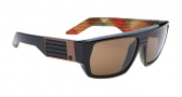 Spy Optic Blok Sunglasses Sunglasses - Shiny Brown Stripe Tortoise / Bronze (Discnotinued Color NLA)