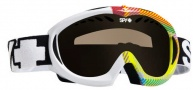 Spy Optic Targa 11 Goggles - Bronze Lenses Goggles - rad-plaid / bronze lens