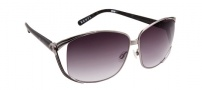 Spy Optic Kaori Sunglasses Sunglasses - Gunmetal with Black Marble / Black Fade