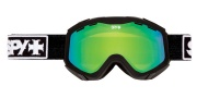 Spy Optic Zed Goggles - Spectra Lenses Goggles - Occult / Brown with Green Spectra