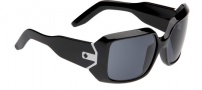 Spy Optic Eliza Sunglasses Sunglasses - Shiny Black / Bronze Fade