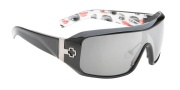 Spy Optic Haymaker Sunglasses Sunglasses - Clear Smoke / Grey with Blue Spectra Mirror Lens VLT (Discontinued Color NLA)