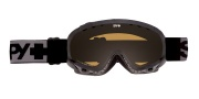 Spy Optic Soldier Goggles - Persimmon Lenses Goggles - Black / Persimmon