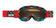 Spy Optic Soldier Goggles - Persimmon Lenses Goggles - Bright Idea / Persimmon