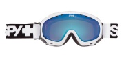 Spy Optic Soldier Goggles - Persimmon Lenses Goggles - White / Persimmon Contact