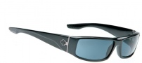 Spy Optic Cooper Sunglasses Sunglasses - Black Gloss / Grey