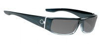 Spy Optic Cooper Sunglasses Sunglasses - Black Fade / Grey