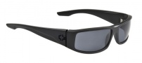 Spy Optic Cooper Sunglasses Sunglasses - Black Stripe Tort / Grey