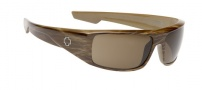 Spy Optic Logan Sunglasses Sunglasses - Shiny Black / Bronze
