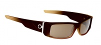 Spy Optic Hielo Sunglasses Sunglasses - Bronze Fade / Bronze