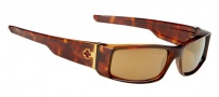 Spy Optic Hielo Sunglasses Sunglasses - Classic Tortoise / Bronze with Gold Mirror