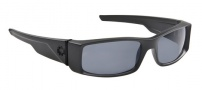 Spy Optic Hielo Sunglasses Sunglasses - Matte Black Frame / Grey Polarized