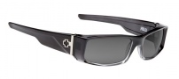 Spy Optic Hielo Sunglasses Sunglasses - Black Fade / Grey