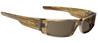 Spy Optic Hielo Sunglasses Sunglasses - Brown Stripe Tortoise / Bronze