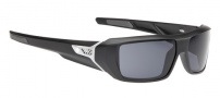 Spy Optic HSX Sunglasses Sunglasses - Matte Black / Grey Polarized