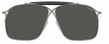 Tom Ford FT 0194 Sunglasses Sunglasses - O08N Gunmetal