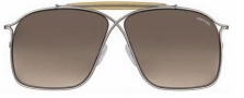 Tom Ford FT 0194 Sunglasses Sunglasses - O10P Nickeltin