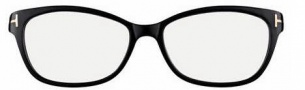 Tom Ford FT 5142 Eyeglasses Eyeglasses - 001 Shiny Black