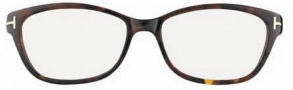 Tom Ford FT 5142 Eyeglasses Eyeglasses - 052 Dark Havana