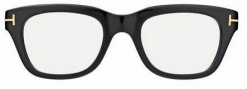 Tom Ford FT 5178 Eyeglasses Eyeglasses - O001 Shiny Black