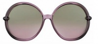 Tom Ford FT 0167 Caithlyn Sunglasses Sunglasses - O95P Grey Pink