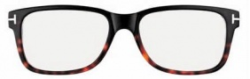 Tom Ford FT 5163 Eyeglasses Eyeglasses - O56A Red Havana