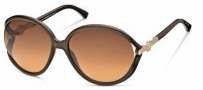Roberto Cavalli RC590S Sunglasses Sunglasses - O48F Brown
