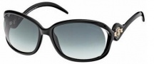 Roberto Cavalli RC576S Sunglasses Sunglasses - O01B Black