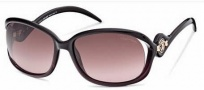 Roberto Cavalli RC576S Sunglasses Sunglasses - O05Z Black / Purple