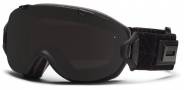 Smith Optics I/OS Snow Goggles Goggles - Black Coven / Blackout / Extra Red Sensor Mirror