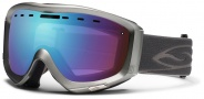 Smith Optics Prophecy Snow Goggles Goggles - Graphite / Blue Sensor Mirror