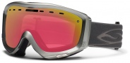 Smith Optics Prophecy Snow Goggles Goggles - Graphite / Red Sensor Mirror