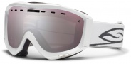Smith Optics Prophecy Snow Goggles Goggles - White / Ignitor Mirror