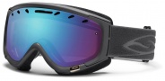Smith Optics Phenom Snow Goggles Goggles - Graphite / Blue Sensor Mirror
