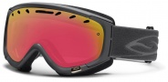 Smith Optics Phenom Snow Goggles Goggles - Graphite / Red Sensor Mirror