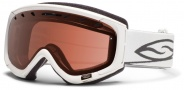 Smith Optics Phenom Snow Goggles Goggles - White / RC36