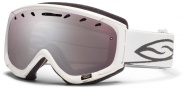 Smith Optics Phenom Snow Goggles Goggles - White / Ignitor Mirror